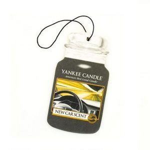 New Car Scent CAR JAR Yankee Candle