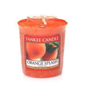 ORANGE SPLASH - SAMPLER Yankee Candle