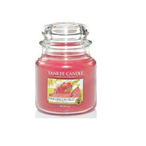 PINK DRAGON FRUIT - SŁOIK ŚREDNI Yankee Candle