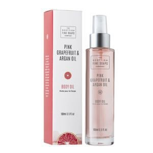 Pink Grapefruit & Argan Oil Body Oil Olejek do ciała 100ml