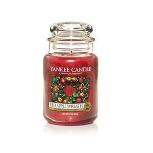Red Apple Wreath SŁOIK DUŻY Yankee Candle
