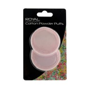 Royal Cotton Powder Puffs Puszki do pudru