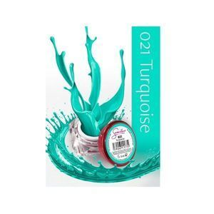SEMILAC 021 UV Gel Color Turquoise 5ml
