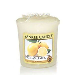 SICILIAN LEMON - SAMPLER Yankee Candle