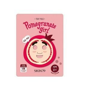 SKIN79 Fruit Mask - Pomegranate Girl - maska w płacie