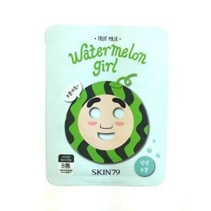 SKIN79 Fruit Mask - Watermelon Girl- arbuzowa maska w płacie