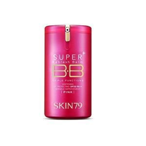 SKIN79 Hot Pink Super+ Beblesh Balm Triple Functions - BB Krem