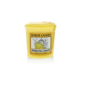 SPARKLING LEMON - SAMPLER Yankee Candle