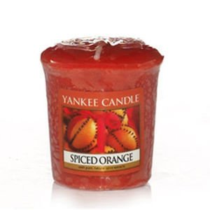 SPICED ORANGE - SAMPLER Yankee Candle