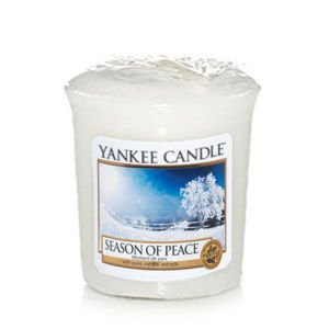 Season Of Peace - SAMPLER Yankee Candle