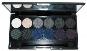 Sleek Makeup BAD GIRL Paleta cieni do powiek