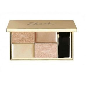 Sleek Makeup CLEOPATRA'S KISS HIGHLIGHTING PALETTE Paleta rozświetlaczy