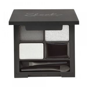 Sleek Makeup EYE-QUAD 3 cienie + eyeliner MEDUSA'S KISS
