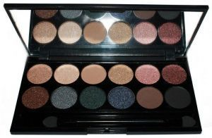 Sleek Makeup STORM Paleta Cieni do powiek