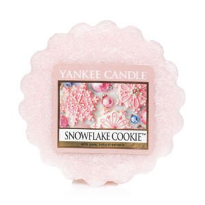 Snowflake Cookie - WOSK Yankee Candle