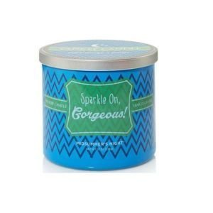Sparkle On Gorgeous TUMBLER ŚREDNI Yankee Candle (Midsummer's Night)