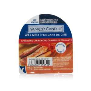 Sparkling Cinnamon WOSK Yankee Candle