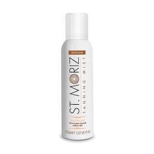 St. Moriz Instant Self Tanning Mist Spray Samoopalacz w sprayu MEDIUM