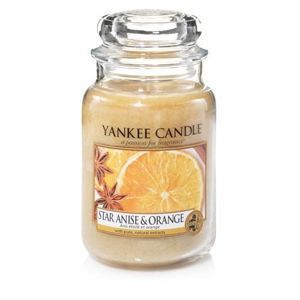Star Anise & Orange - SŁOIK DUŻY Yankee Candle