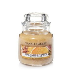 Star Anise & Orange - SŁOIK MAŁY Yankee Candle