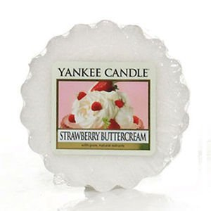 Strawberry Buttercream - WOSK Yankee Candle