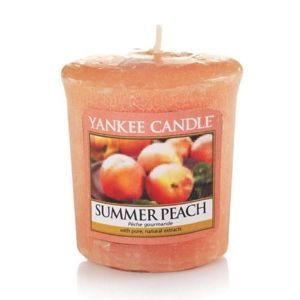 Summer peach - SAMPLER Yankee Candle