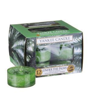 Under The Palms - TEA LIGHT Zestaw 12 Świeczek Yankee Candle