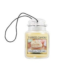 Vanilla Cupcake CAR JAR ULTIMATE Yankee Candle