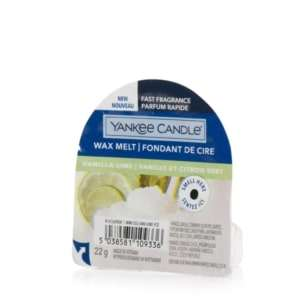 Vanilla Lime WOSK Yankee Candle