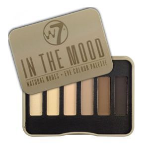 W7 In The MOOD Paleta 6 cieni