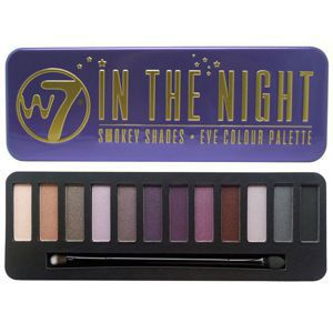 W7 In The Night Paleta 12 cieni