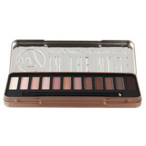 W7 In The Nude Paleta 12 cieni