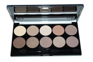 W7 PALETA CIENI 10 out of 10 BROWNS