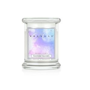 WATERCOLOURS Mała świeca KRINGLE CANDLE