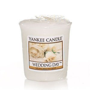 WEDDING DAY - SAMPLER Yankee Candle