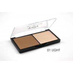 YURILY Face Contour Kit - paleta do konturowania LIGHT