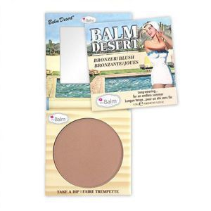 the Balm BALM DESERT Bronzer do twarzy