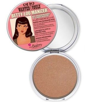 the Balm BETTY-LOU Manizer Bronzer do twarzy