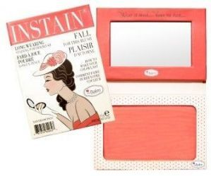 the Balm Instain Róż Do Policzków Swiss Dot PEACH