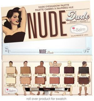 the Balm NUDE DUDE Paleta 12 cieni