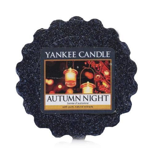 Autumn Night - WOSK Yankee Candle