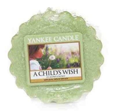 Child's Wish WOSK Yankee Candle