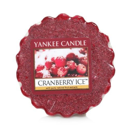 Cranberry Ice - WOSK Yankee Candle