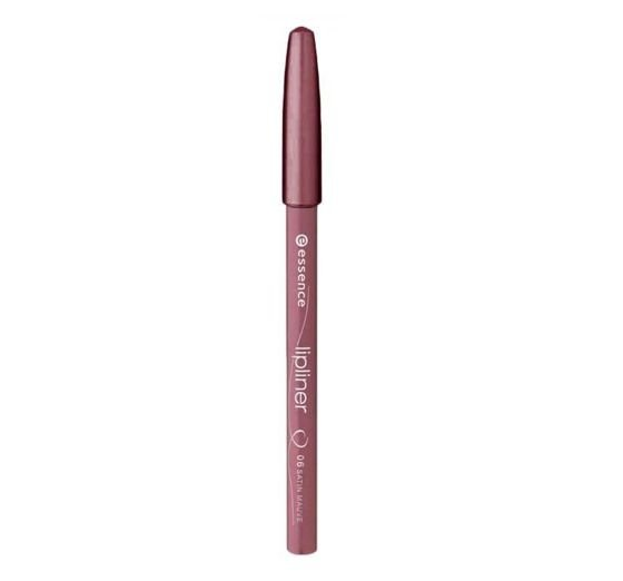 ESSENCE Konturówka do ust 06 SATIN MAUVE