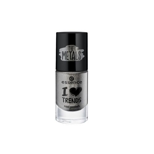 ESSENCE - Lakier - I LOVE TRENDS the metals 44 rebel at heart