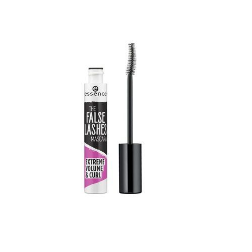 ESSENCE Maskara THE FALSE LASHES Extreme volume & curl