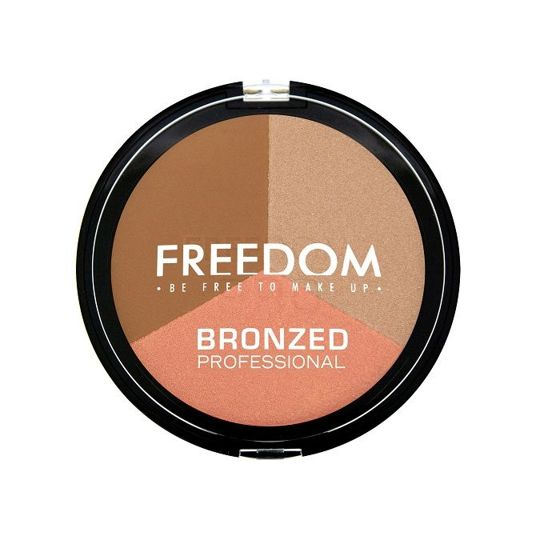 FREEDOM MAKEUP Bronzed SHIMMER LIGHTS