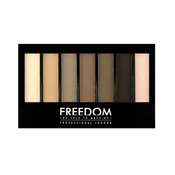 FREEDOM MAKEUP Pro Shade & Brighten Mattes Kit 1