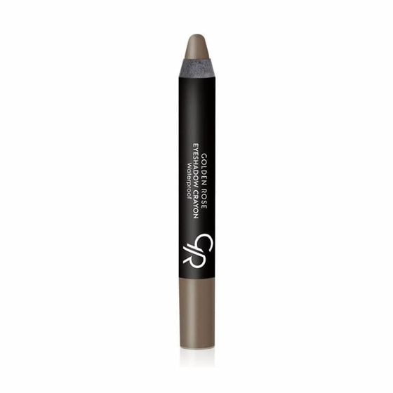 GOLDEN ROSE Eyeshadow Crayon - Cień do powiek w kredce 12