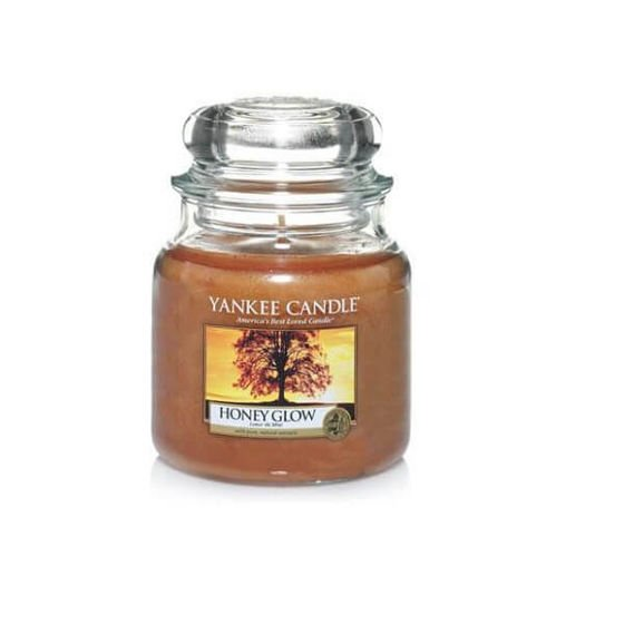Honey Glow - SŁOIK ŚREDNI Yankee Candle